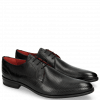 Derby schoenen Toni 1 Dice Black Modica Black
