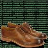 Derby schoenen Amelie 14 Perfo Tan