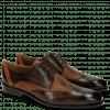 Derby schoenen Xabi 1 Berlin Haina Dark Brown