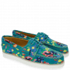 Loafers Ally 1 Sweet Water Embrodery Flower