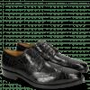 Derby schoenen Jeff 1 Crock Black