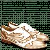 Oxford schoenen Jessy 43 Rio White Talca Rose Gold
