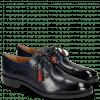 Derby schoenen Betty 2 Marine Tassel Ruby