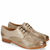 Derby schoenen Selina 23 Perfo Digital