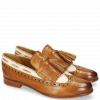 Loafers Selina 3 Tan Canvas