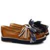 Loafers Bea 4 Tan Tassel Multi
