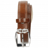 Riemen Linda 1 Mid Brown Sword Buckle