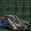 Oxford schoenen Toni 31 Mid Blue Grigio