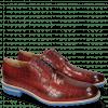 Derby schoenen Eddy 8 Crock Ruby
