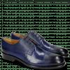 Derby schoenen Patrick 6 Dice Saphir