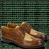 Derby schoenen Xenia 2 Tobacco Nude