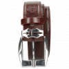 Riemen Larry 1 Burgundy Sword Buckle
