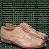 Derby schoenen Sally 53 Berlin Rose Rivets