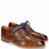 Oxford schoenen Jacob 1 Washed Wood