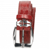 Riemen Larry 1 Crock Ruby Sword Buckle