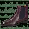Enkellaarzen Betty 1 Viola Elastic Purple