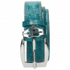Riemen Larry 1 Crock Turquoise Sword Buckle