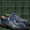 Oxford schoenen Nicolas 1 Clear Water Lines Electric Blue London Fog
