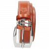Riemen Larry 1 Winter Orange Sword Buckle