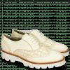 Oxford schoenen Selina 24 Vegas Perfo White