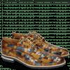 Derby schoenen Brad 7 Woven Multi Wood Wind Nude Olivine
