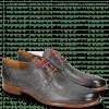 Derby schoenen Clint 1 Pavia Navy Deco Pieces Red