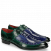 Oxford schoenen Toni 15 Pine Saphir