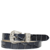 Armbanden Ines 1 Crock Navy Buckle Nickle