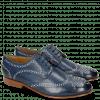 Derby schoenen Sally 53 Perfo Marine