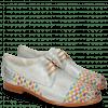 Derby schoenen Selina 14 Vegas Clear Water Interlaced Multi
