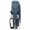 Riemen Larry 1 Crock Mid Blue Sword Buckle