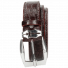 Riemen Larry 1 Crock Deep Pink Sword Buckle
