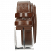 Riemen Larry 1 Wood Classic Buckle