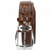 Riemen Larry 1 Crock Wood Sword Buckle