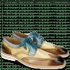 Derby schoenen Marvin 1 Mid Brown Sol Bluette