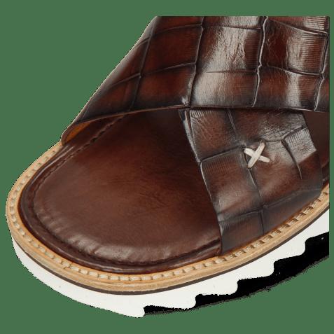 Sandalen Sam 32 Turtle Mogano