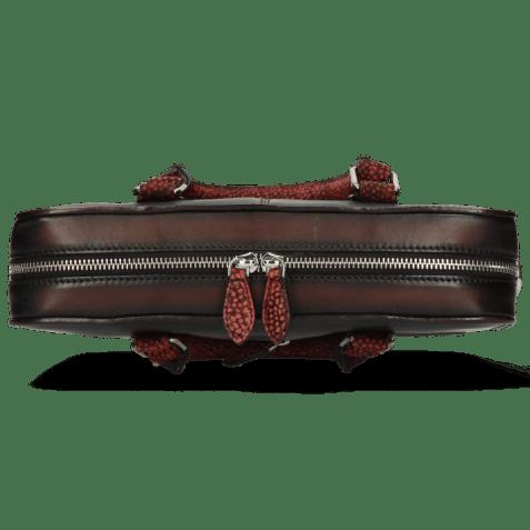 Handtassen Vancouver Plum Shade Black