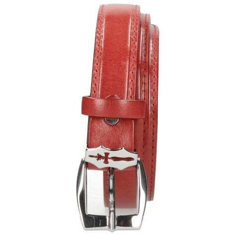 Riemen Linda 1 Ruby Sword Buckle