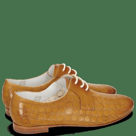 Derby schoenen Monica 2 Vegas Perfo Sand