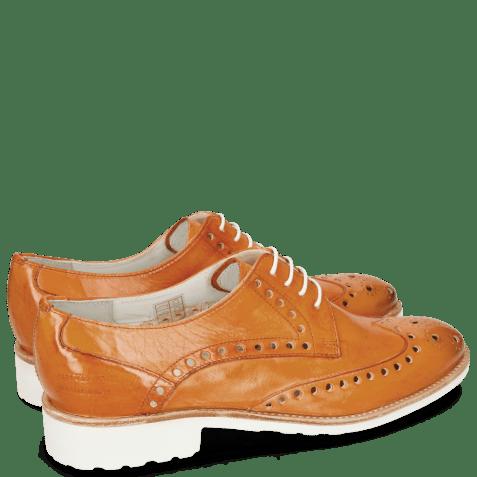 Derby schoenen Amelie 6 Tibet