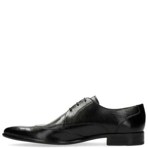 Derby schoenen Toni 2 Forum Black LS Black