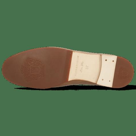 Loafers Scarlett 45 Pavia Powder Trim Gold Strap