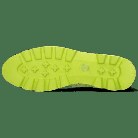 Enkellaarzen Selina 29  Imola Perfo Verde Chiaro