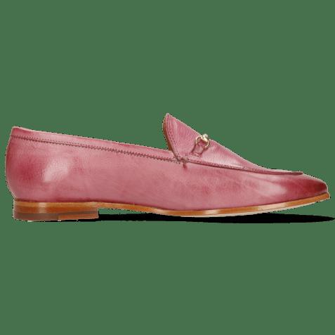 Loafers Scarlett 22 Pisa Lilac Trim Gold