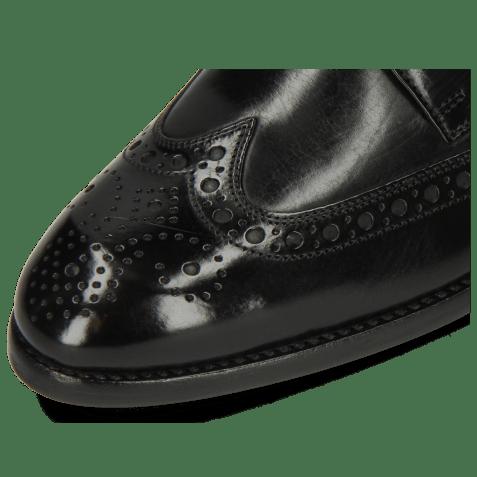Derby schoenen Kane 5 Black Lining Rich Tan HRS