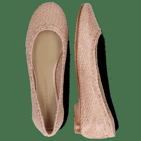 Ballerina's Kate 5 Woven Lavanda