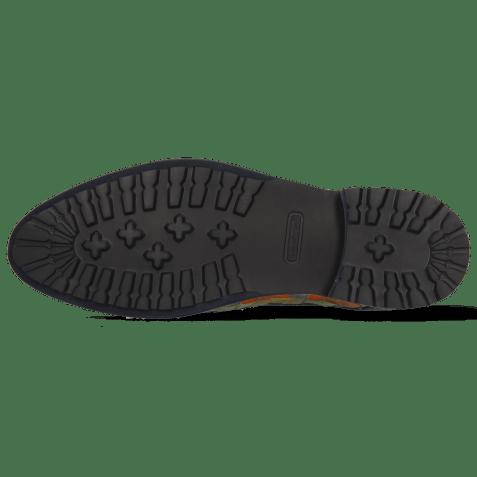 Derby schoenen Brad 7  Woven Vegas Multi Crock Marine