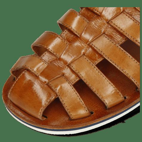 Sandalen Sam 3 Tan Lining Rich Tan Modica