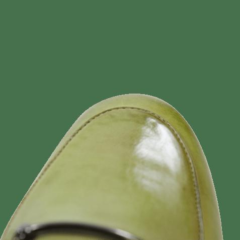 Muiltjes Scarlett 4 Crust Mid Green LS Natural