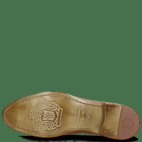 Loafers Clint 6 Pavia Tan Tassel
